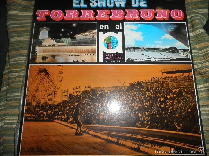 Discos de vinilo: TORREBRUNO - EL SHOW DE LP - ORIGINAL ESPAÑOL - MOVIEPLAY RECORDS 1970 - MONOAURAL - - Foto 2 - 60330431