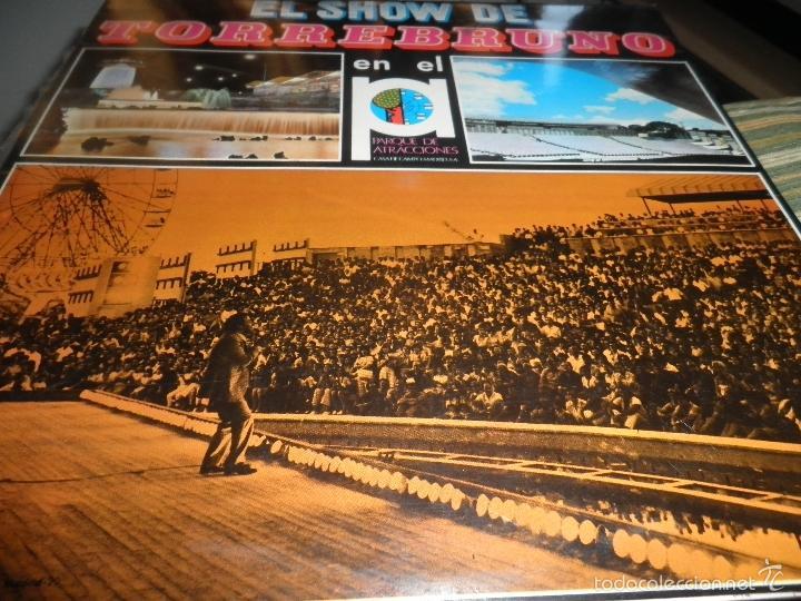 Discos de vinilo: TORREBRUNO - EL SHOW DE LP - ORIGINAL ESPAÑOL - MOVIEPLAY RECORDS 1970 - MONOAURAL - - Foto 5 - 60330431