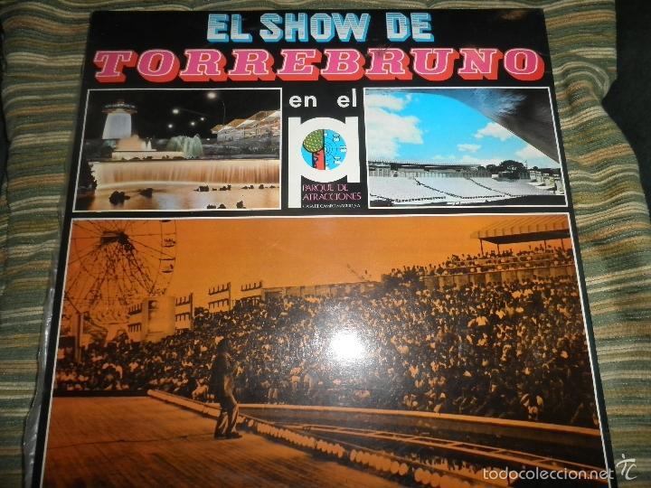 Discos de vinilo: TORREBRUNO - EL SHOW DE LP - ORIGINAL ESPAÑOL - MOVIEPLAY RECORDS 1970 - MONOAURAL - - Foto 16 - 60330431