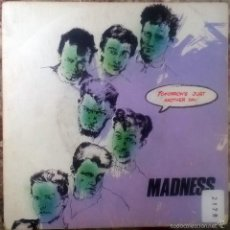 Discos de vinilo: MADNESS. TOMORROW'S JUST ANOTHER DAY/ OUR HOUSE. STIF, SPAIN 1983 (SINGLE PROMOCIONAL). Lote 60355123