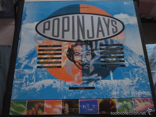 POPINJAYS - BANG UP TO DATE WITH THE POPINJAYS - LP - EDICION INGLESA DEL AÑO 1979 (Música - Discos - LP Vinilo - Pop - Rock Extranjero de los 90 a la actualidad)