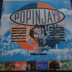 Discos de vinilo: POPINJAYS - BANG UP TO DATE WITH THE POPINJAYS - LP - EDICION INGLESA DEL AÑO 1979. Lote 60373039