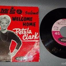 Vinyl records - 1018- PETULA CLARK -DISCO VINILO 7 -PORTADA VG + / DISCO VG ++ - 60376539