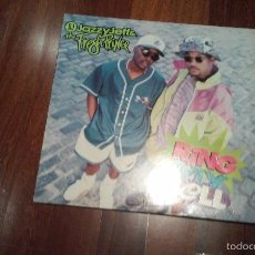 Discos de vinilo: DJ JAZZY JEFF & THE FRESH PRINCE-RING MY BELL.MAXI US. Lote 60391331