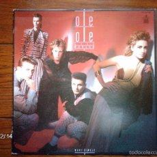 Discos de vinilo: OLE, OLE - LILI MARLEN + NO TE NECESITA. Lote 60408811