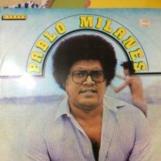 Discos de vinilo: PABLO MILANES-YO ME QUEDO-AREITO CUBA-RARO-MUY NUEVO. Lote 60457111