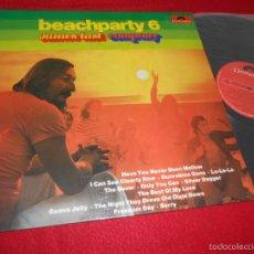 Discos de vinilo: JAMES LAST BEACH PARTY 6 COMPANY BEACHPARTY LP 1975 POLYDOR. Lote 60466003
