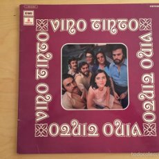 Discos de vinilo: VINO TINTO: VINO TINTO. Lote 60494833
