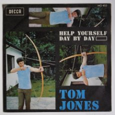 Discos de vinilo: TOM JONES - HELP YOURSELF. Lote 60502851