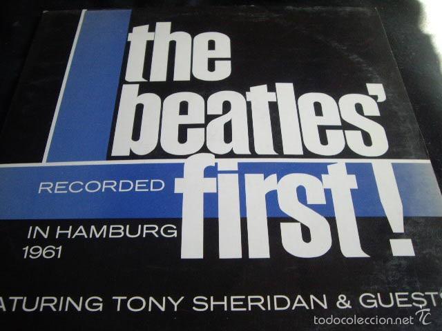Resultado de imagen de disco aleman 1961 de los Beatles