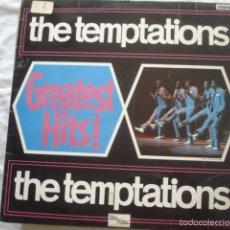 Discos de vinilo: THE TEMPTATIONS GREATEST HITS . Lote 60521203