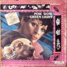 Discos de vinilo: CORY DAYE : POW WOW [ESP 1979]. Lote 60524535