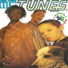 Discos de vinilo: MC TUNES-PRIMARY RHYMING SINGLE VINILO 1990 (GERMANY). Lote 60526583