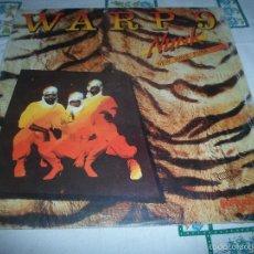 Discos de vinilo: WARP 9 NUNK. Lote 60529159