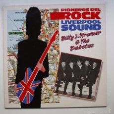 Discos de vinilo: BILLY J. KRAMER & THE DAKOTAS - PIONEROS DEL ROCK - LIVERPOOL SOUND. Lote 60533895
