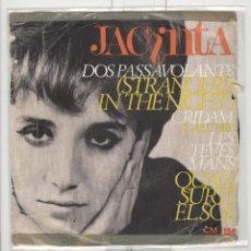 Discos de vinilo: JACINTA. DOS PASSAVOLANTS. ETC. EDIGSA 1966.. Lote 60559015