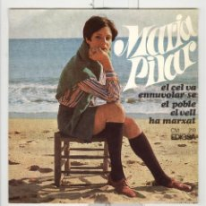 Discos de vinilo: MARIA PILAR. EL VELL. EL POBLE, ETC. EDIGSA 1968. EP. Lote 60559147