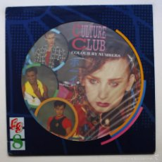 Discos de vinilo: CULTURE CLUB - COLOUR BY NUMBERS. Lote 60575187