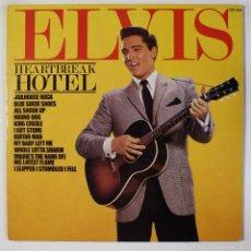 Discos de vinilo: ELVIS PRESLEY - HEARTBREAK HOTEL. Lote 60602623