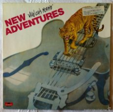 Discos de vinilo: NEW ADVENTURES, WILD CATS MOANIN' (POLYDOR) LP HOLANDA - ENCARTE. Lote 60606891