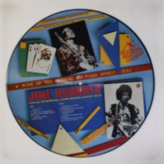 Discos de vinilo: JIMI HENDRIX - WOKE UP THIS MORNING AND FOUND MYSELF DEAD. Lote 60613287