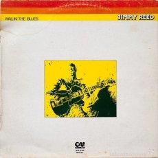 Discos de vinilo: JIMMY REED – WAILIN' THE BLUES.. Lote 60625247