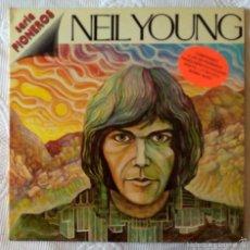 Discos de vinilo: NEIL YOUNG, IDEM (HISPAVOX) LP ESPAÑA - GATEFOLD. Lote 60632087