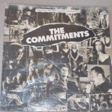 Discos de vinilo: THE COMMITMENTS – BANDA SONORA. Lote 60643971