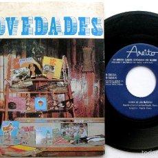 Discos de vinilo: NEREIDA NARANJO (PAQUITO RIVERA, CHUCHO VALDES) - DANZA DE LOS ÑAÑIGOS - SINGLE AREITO BPY. Lote 60656467