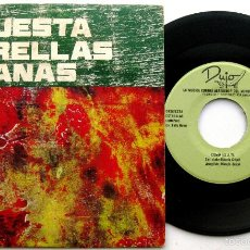 Discos de vinilo: ORQUESTA ESTRELLAS CUBANAS (FELIX REINA, MANOLO COIPEL) - COMO YO A TI - SINGLE DUJO EGREM BPY. Lote 60657271