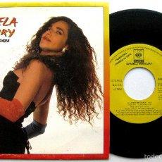 Discos de vinilo: DANIELA MERCURY - O CANTO DA CIDADE - SINGLE CBS/SONY 1993 PROMO BPY. Lote 60657943