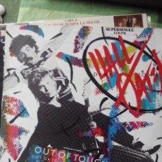 Discos de vinilo: DARYL HALL AND JOHN OATES - OUT OF TOUCH - MAXI SINGLE 1984 . Lote 118616939