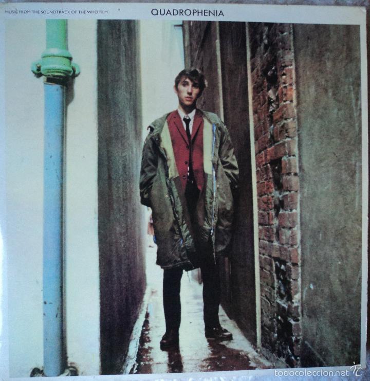 THE WHO - QUADROPHENIA (BSO) - EDICIÓN DE 1979 DE ESPAÑA - DOBLE (Música - Discos - LP Vinilo - Pop - Rock Extranjero de los 50 y 60)