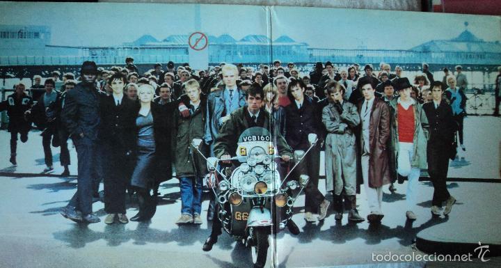 Discos de vinilo: The Who - Quadrophenia (BSO) - Edición de 1979 de España - Doble - Foto 4 - 60660707
