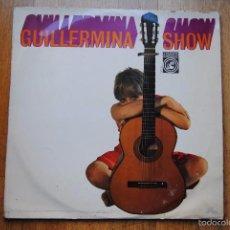 Discos de vinilo: GUILLERMINA MOTTA. SHOW. 12 CANÇONS NOVES. CONCENTRIC 1967. Lote 60689827