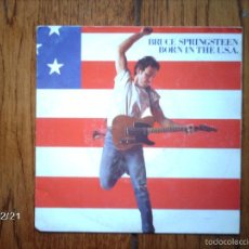 Discos de vinilo: BRUCE SPRINGSTEEN - BORN IN THE USA + SHUT OUT THE LIGHT. Lote 60704171