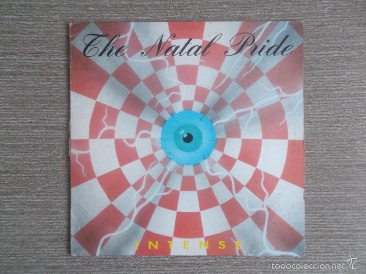 THE NATAL PRIDE - INTENSE EP 4 TEMAS VINILO (Música - Discos - LP Vinilo - Heavy - Metal)