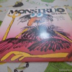 Discos de vinilo: MONSTRUO 30 EXITOS. 2 LPS.. Lote 60711599