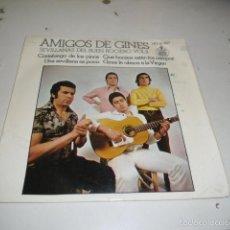 Disques de vinyle: ARM-3 DISCO CHICO 7 PULGADAS AMIGOS DE GINES SEVILLANAS DEL BUEN ROCIERO VOL 2. Lote 60718291