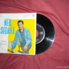 Discos de vinilo: NEIL SEDAKA - OH CAROL - SINGLE ORIGINAL ESPAÑOL - RCA 1962 VER FOTOS. Lote 60725079