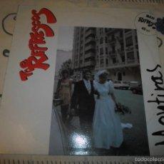 Discos de vinilo: THE REFRESCOS .-MAXI SINGLE 12¨-1989 .- MENTIRAS FALLO DE IMPRESIÓN EN LA CARATULA. Lote 60747059