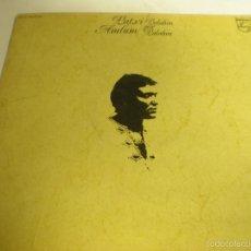 Discos de vinilo: PATXI ANDION. PALABRA POR PALABRA. Lote 60754003