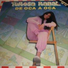 Discos de vinilo: TERESA RABAL. DE OCA A OCA. Lote 60760979