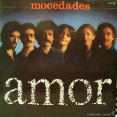 Discos de vinilo: MOCEDADES-AMOR LP VINILO 1980 SPAIN. Lote 60780243