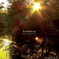 Discos de vinilo: LP ORTHODOX AMANECER EN PUERTA OSCURA PROGRESSIVO VINILO. Lote 60789527
