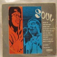 Discos de vinilo: OTIS REDDING & LITTLE JOE CURTIS - SOUL - LP ORLADOR 1969 BPY. Lote 60800071