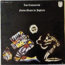 Discos de vinil: NUEVO MESTER DE JUGLARIA, LOS COMUNEROS (PHILIPS) LP - GATEFOLD. Lote 60810331
