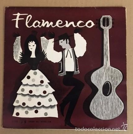 Discos de vinilo: FLAMENCO - PEPE DE ALMERIA AND HIS ENSEMBLE - CONCERT HALL - Foto 1 - 60816475