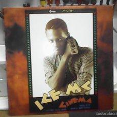 Discos de vinilo: ICE MC CINEMA. Lote 60820131