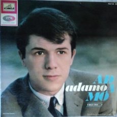 Discos de vinilo: ADAMO - VOLUMEN 2 - DOLCE PAOLA - EDICIÓN DE FRANCE. Lote 60832711